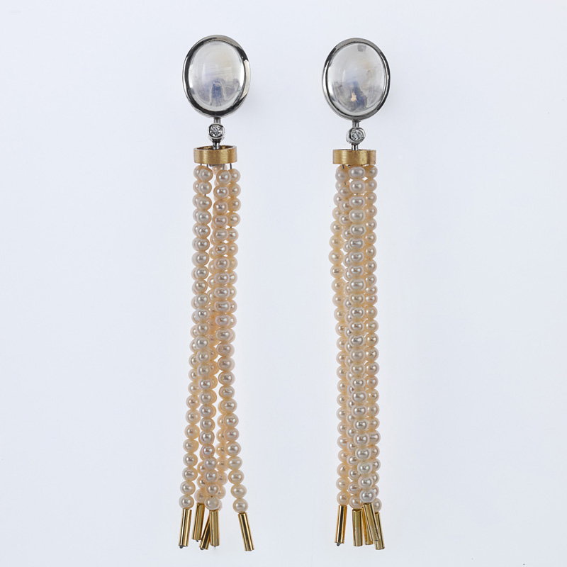 Earrings Platinum/Gold